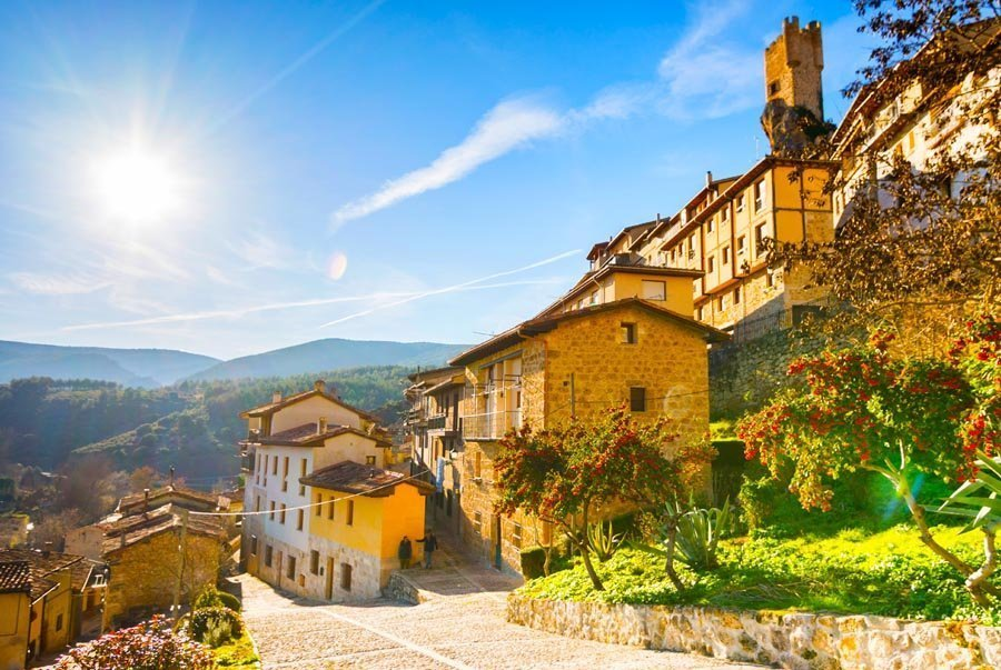5 day Spanish Way St Jean-Pied-de-Port to Sarria Camino