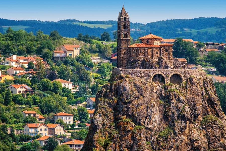 18 day Highlights of the Camino Le Puy France to Santiago Spain