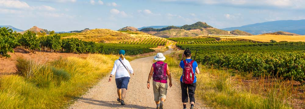 8 Day Camino Portugese walk