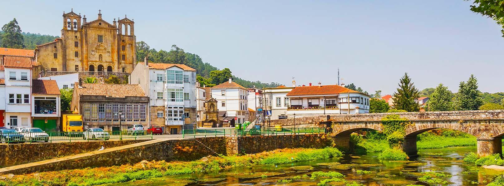 8 Day Camino Portugese walk