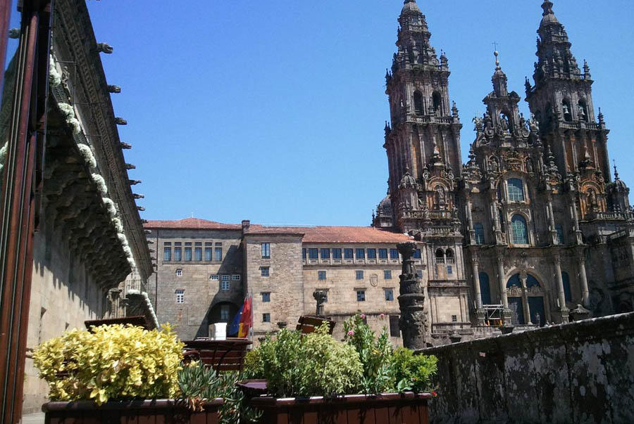8 Day Camino de Santiago walk Spain