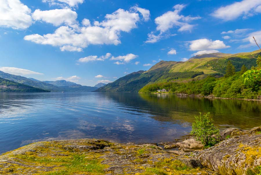 15 Day Combined Coast to Coast and Scottish West Highland way walk