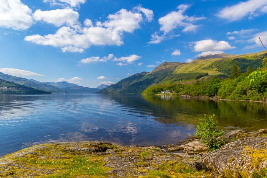 15 Day Combined Coast to Coast and Scottish West Highland way walk