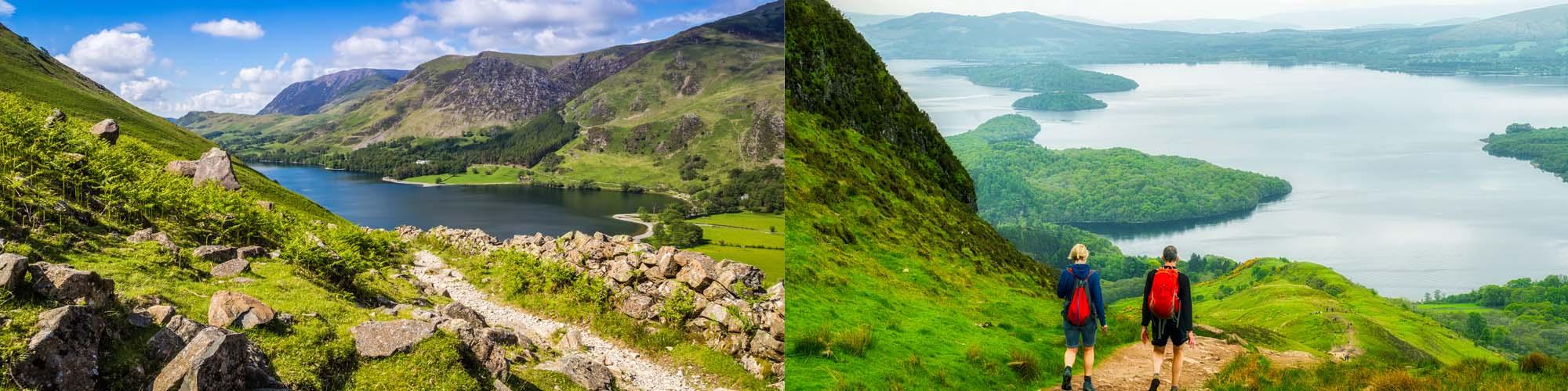 15 Day England's Coast to Coast plus Scottish Highlands