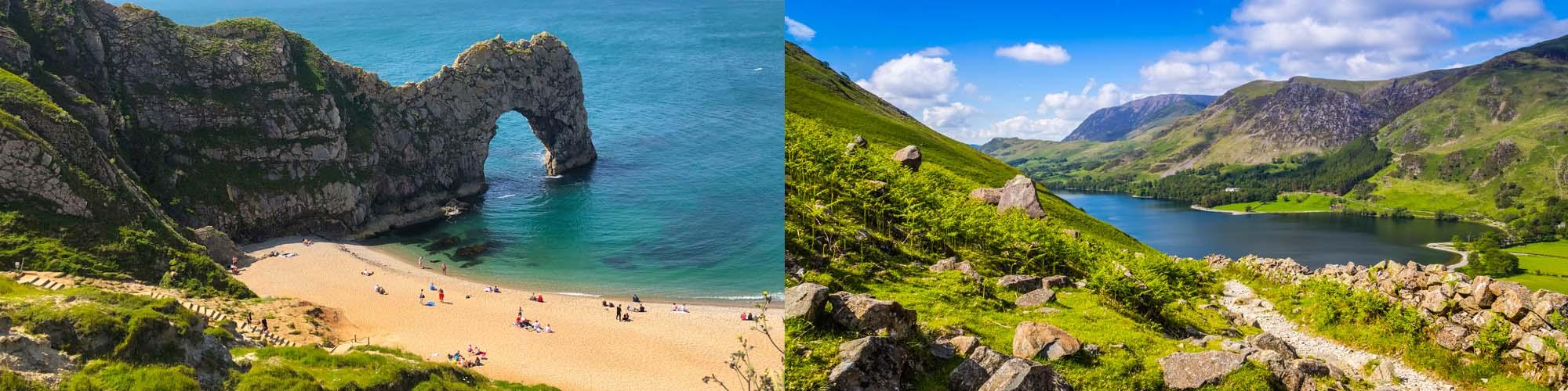 16 Day England's Cornwall, Dorset & Coast to Coast