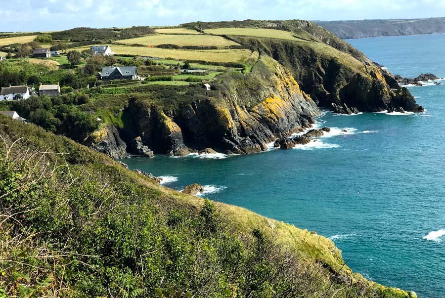 16 Day Combined Coast to Coast & Cornwall's South West Coastal Path walk