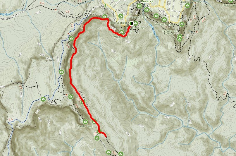 Blue Mountains Traverse Pack-Free Guided Walk - Day 2