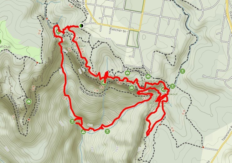 Blue Mountains Traverse Pack-Free Guided Walk - Day 3