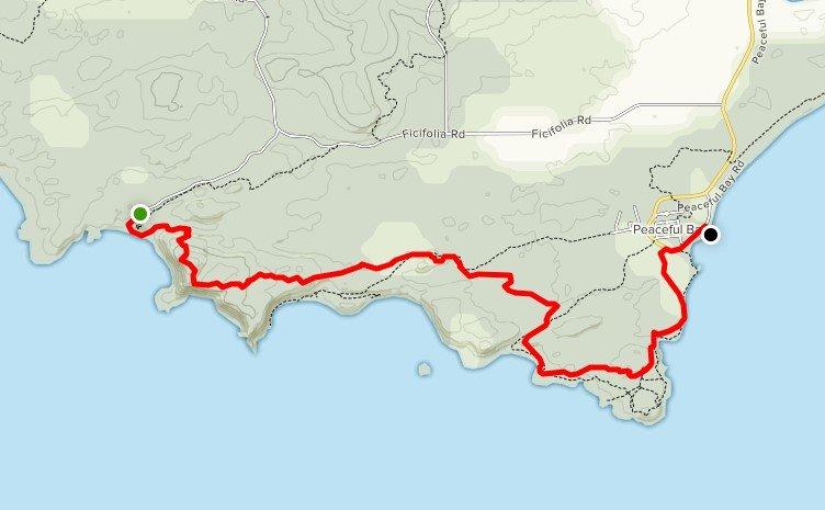 Bibbulmun Track Guided Pack Free Walk Day 3