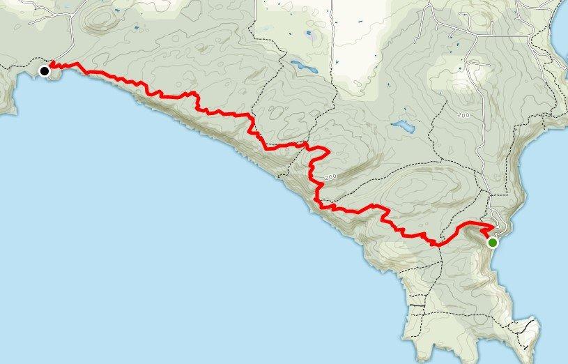Bibbulmun Track Guided Pack Free Walk Day 4