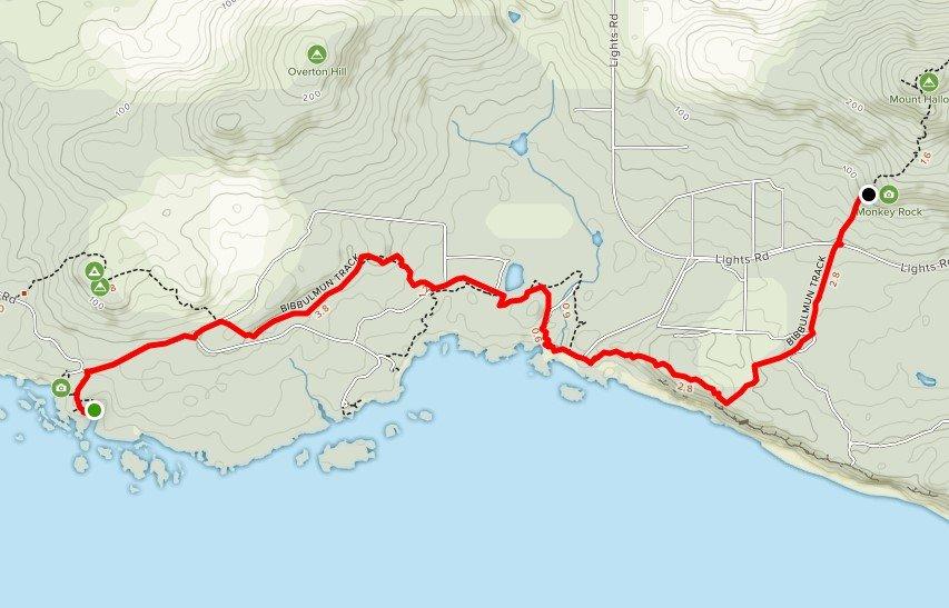 Bibbulmun Track Guided Pack Free Walk Day 5