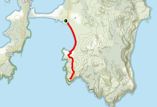 Bruny Island Pack-Free Guided Walk - Day 2