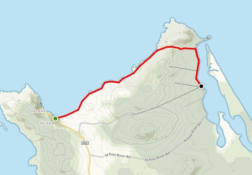 Flinders Island Pack-Free Guided Walk - Day 5