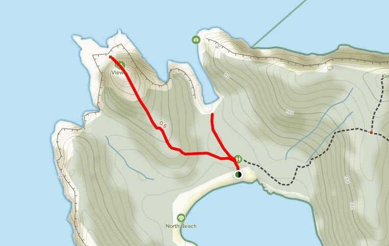 Lord Howe Island Pack-Free Walk - Day 2