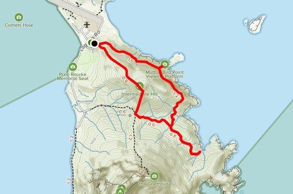 Lord Howe Island Pack-Free Walk - Day 3