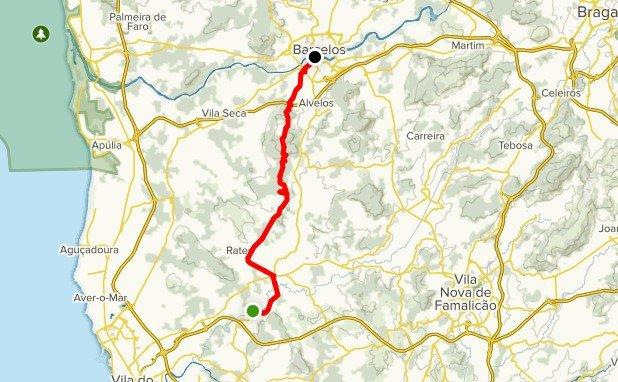 Portuguese Camino Pack Free Walk Day 1
