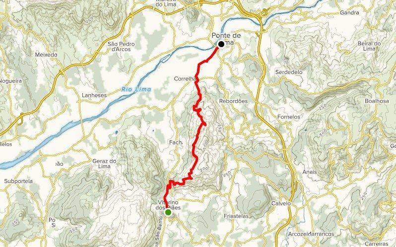 Portuguese Camino Pack Free Walk Day 2