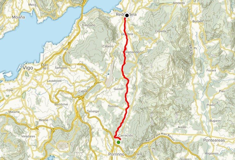 Portuguese Camino Pack Free Walk Day 3