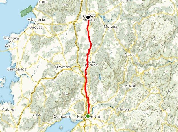 Portuguese Camino Pack Free Walk Day 5