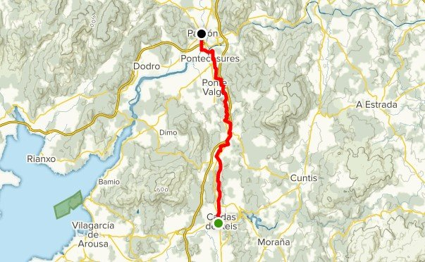 Portuguese Camino Pack Free Walk Day 6