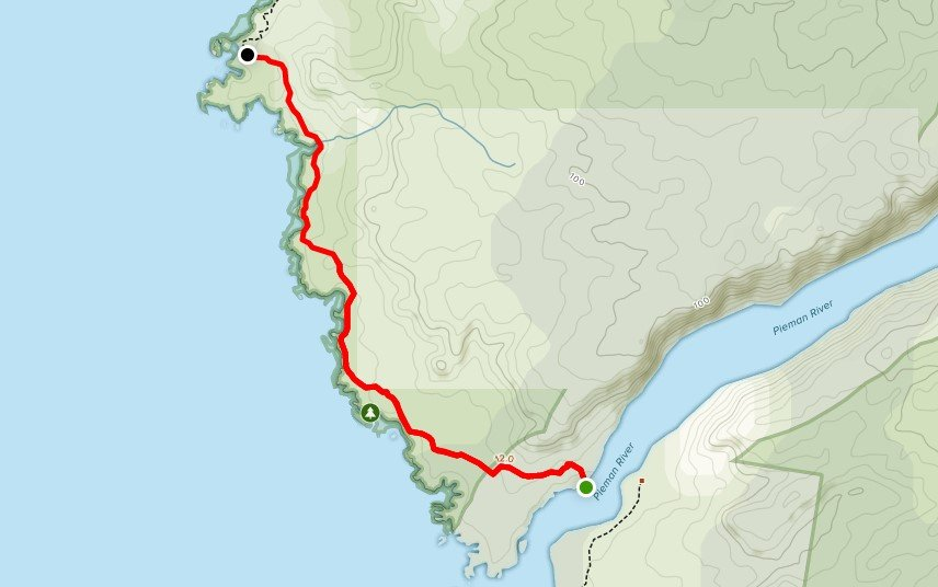 Tarkine Wilderness Guided Pack-Walk - Day 2