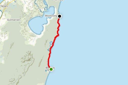 Yuraygir Coastal Pack Free Guided Walk - Day 1