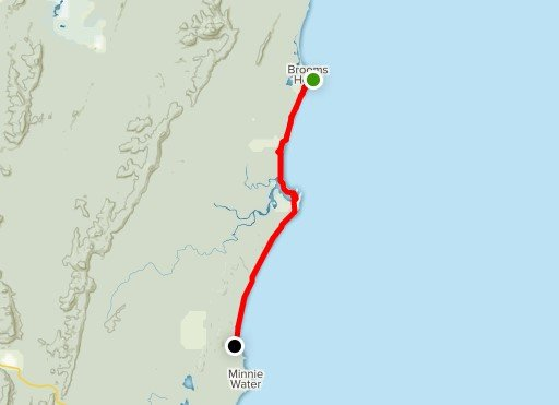 Yuraygir Coastal Pack Free Guided Walk - Day 2