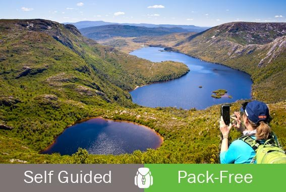 6 day Cradle Mtn & Lake St Clair