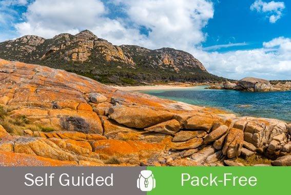 5 day Flinders Island walk
