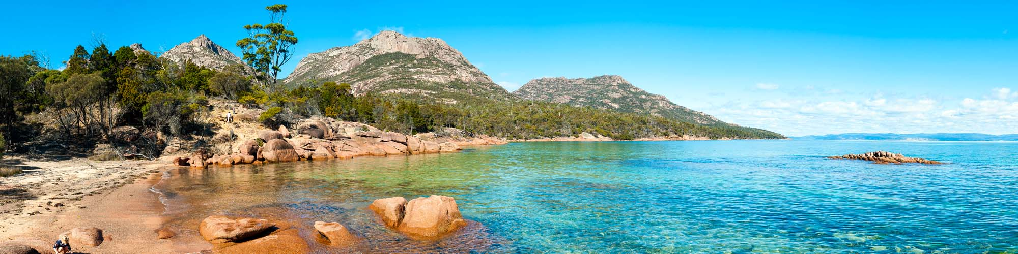 Self Guided Freycinet Walk