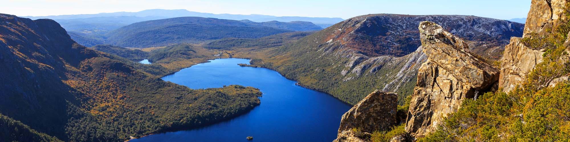 Self Guided Cradle Mountain – Lake St Clair Walk