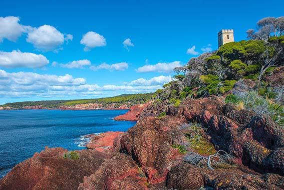 Light to Light Walk, Sapphire Coast NSW