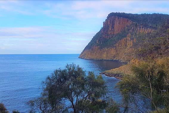 Self Guided Bruny Island Walk