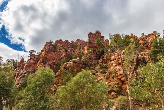 Self Guided Flinders Ranges Walk