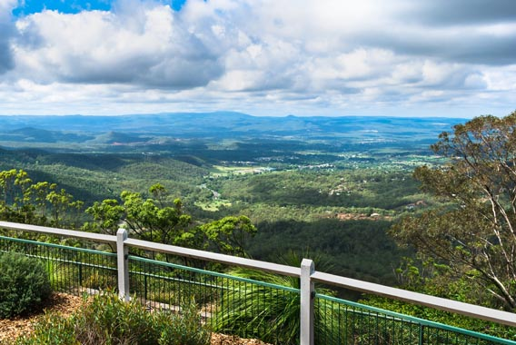 Carnarvon Gorge and Bunya Mountains