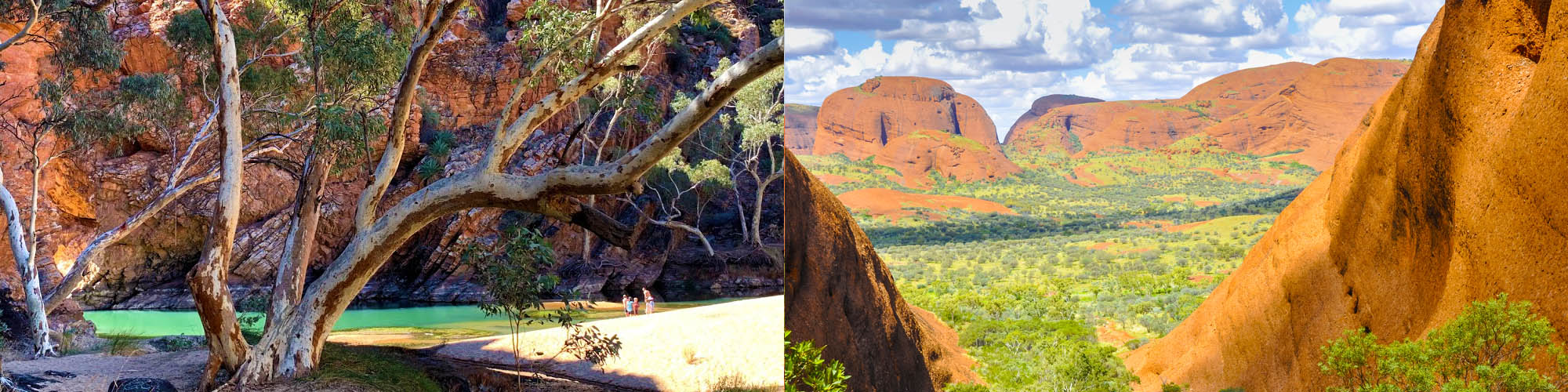 11 Day East MacDonnell Ranges, Larapinta Trail Walk & Red Centre