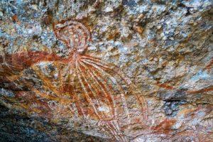 Rock art at Hark Dreaming