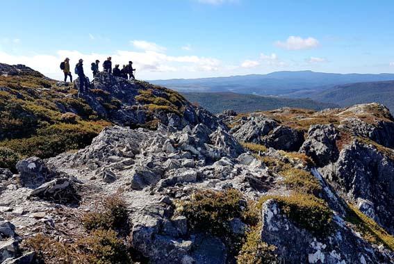Walking Holiday Tasmania Cradle Mountain and Lake St Clair