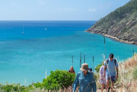 7 day Whitsundays Sail and Walk