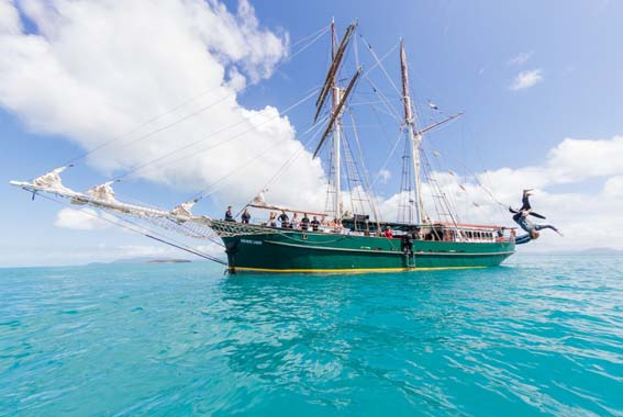 Solway Lass Tall Ship