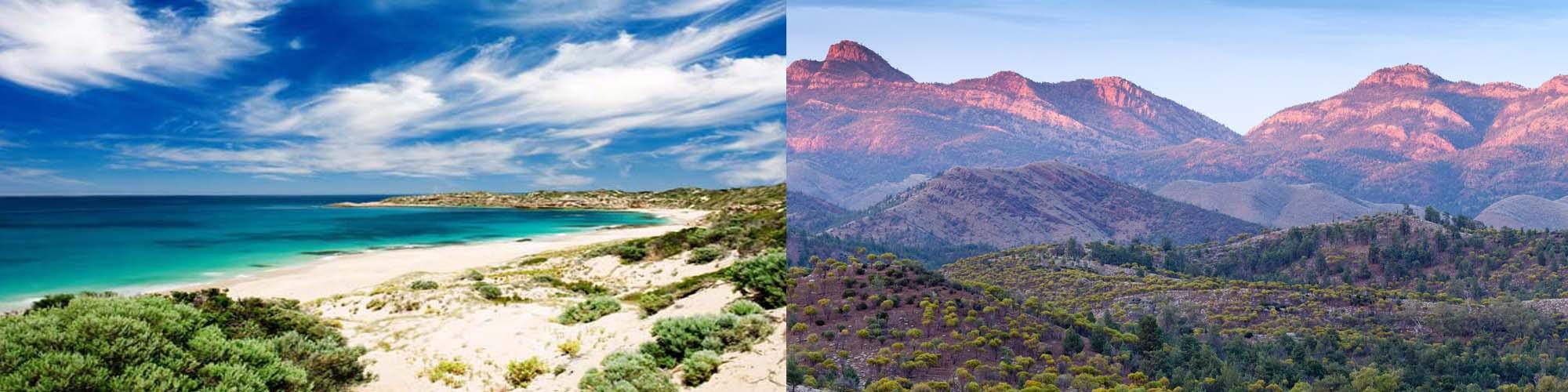 10 Day Yorke Peninsula and Flinders Ranges Walk